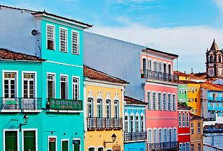 ¡Enamorate de Salvador de Bahía y Disfrute 7 Noches + Aéreos