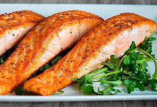 Orange Fish: 2 kg de Salmón al Merkén