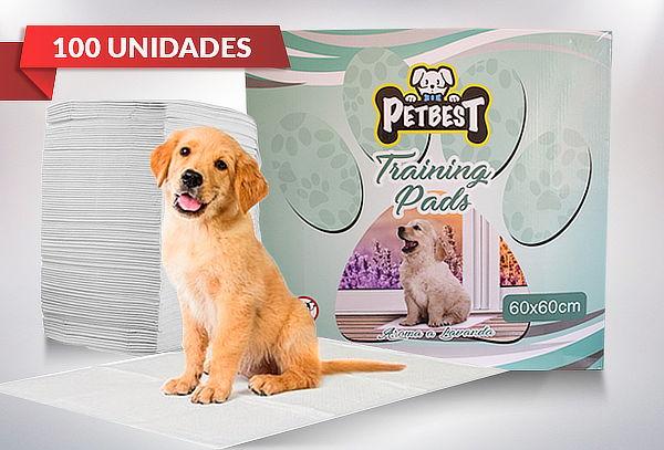 100 Toallas de Entrenamiento para Mascotas Pet Best