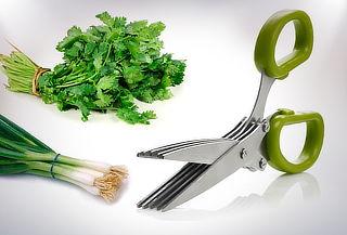 Tijeras para Verduras y Vegetales 4 en 1