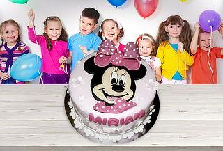 Torta para 15 o 30 Personas + 12 Minicupcakes, Puente Alto