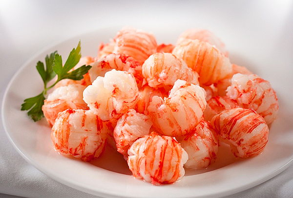 Orange Fish: 1 kg de Langostino Argentino Pelado
