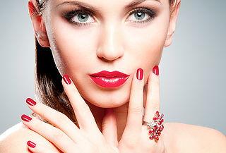 Manicure Esmaltado Permanente