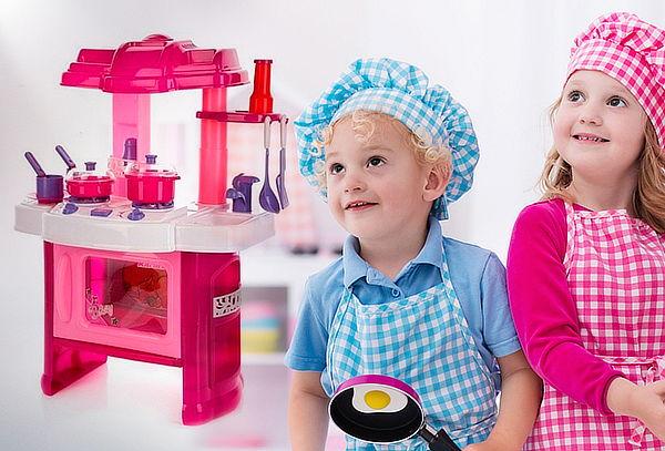 Set Cocina para Niños, Color a Elección