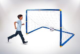 Arco de Fútbol para Niños
