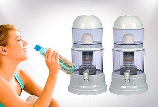 Pack Purificador de Agua + Repuesto Filtro Purificador