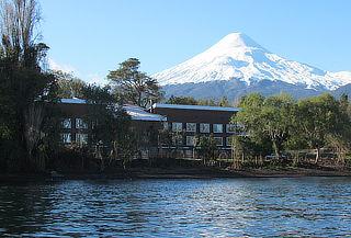 Lago Llanquihue: 1 noche para 2 en Lodge Las Cascadas y más