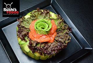 Torta de Sushi para 15 Personas a Elección, Sushistosos