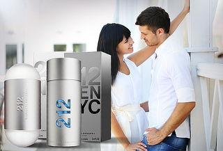 Perfume Carolina Herrera 212 NYC 100 ml para Hombre