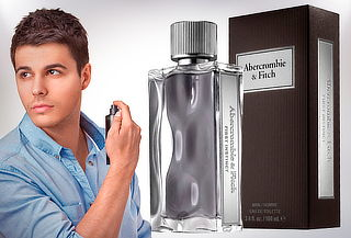 Perfume First Instinct Men 100 ml Abercrombie & Fitch