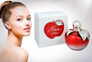 Perfume Nina Ricci 80 ml
