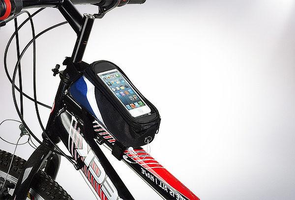 Pack 2 Bolsos Porta Celular para Bicicleta