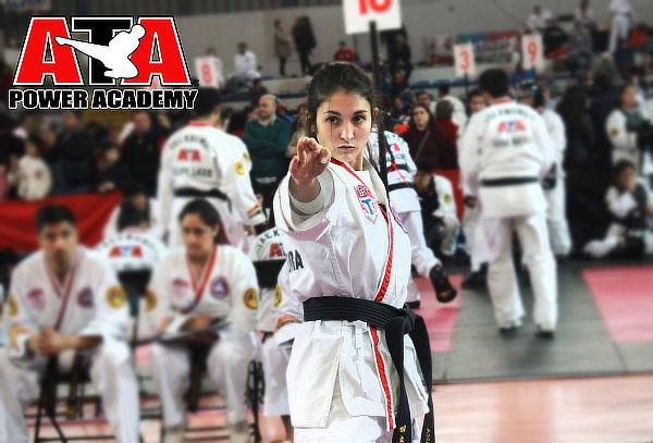 8 Clases de Taekwondo para Niños y Adultos en ATA POWER