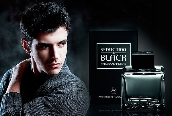 Perfume Black Seduction 100 ml de Antonio Banderas