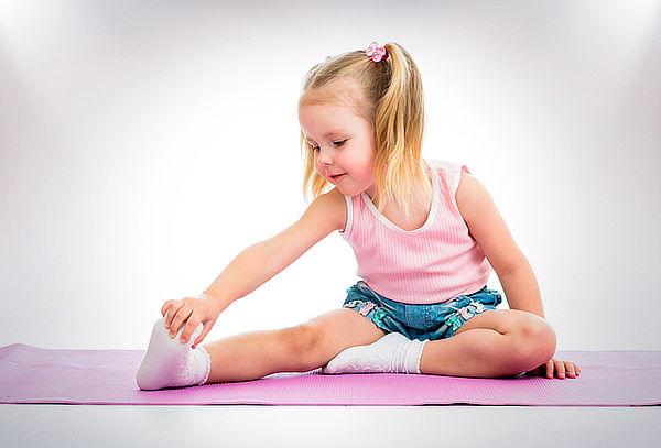 4 Clases de Yoga para Niños