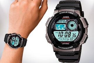 Reloj Deportivo Casio para Hombre
