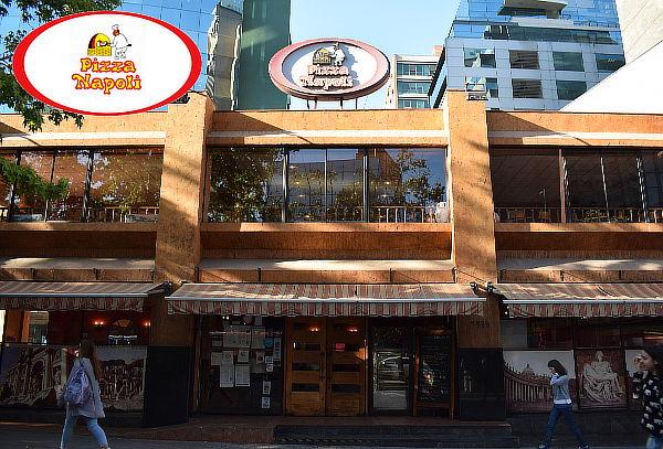 Pizza Familiar para 2 personas + 2 Schop en Pizza Napoli