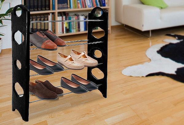 Rack Organizador de Zapatos 4 Niveles