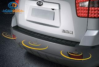 Sensores de Retroceso para Autos Instalados en Cardoc