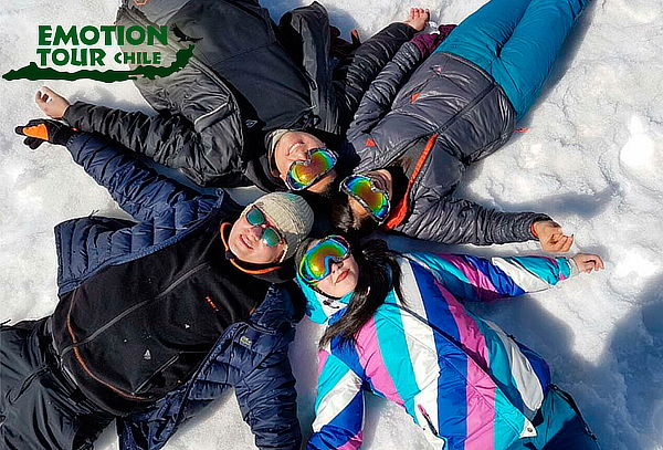 Emotion Tour Chile Tour Panorámico Valle Nevado y Farellones