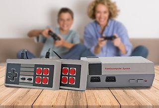 Consola Retro tipo Nintendo