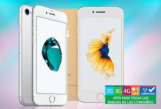 iPhone 7 de 32 GB Color Silver