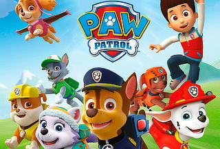 Entradas para Paw Patrol en Vivo, Teatro Teletón