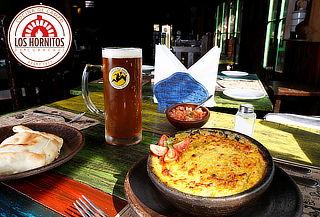 Almuerzo o Cena Chilena en Carta Abierta para 2, 4 o 6