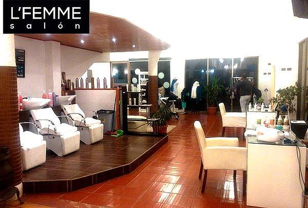 L'Femme Salón: Uñas Acrilicas + Esmaltado Permanente, Ñuñoa