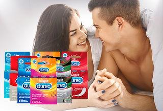Pack de 36 Preservativos Durex a Elección