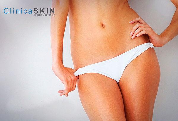 6 s. Láser Diodo Leacier en 3 zonas pequeñas, Clínica Skin