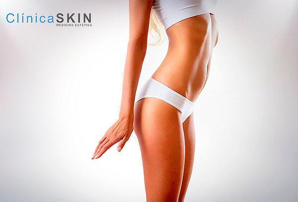 1 sesión Lipoultrasónica en Clínica Skin