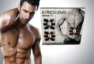 Electroestimulador Muscular de Abdomen