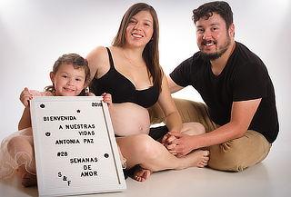 Sesión Fotográfica Maternal y/o Familiar a elección
