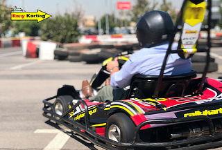 Vueltas Test Drive en Rally Karting, Elige Sucursal