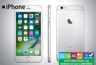 iPhone 6 de 16 GB NUEVO, color a elección
