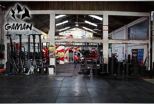 1 o 3 Meses de CrossFit en Gaman Motion
