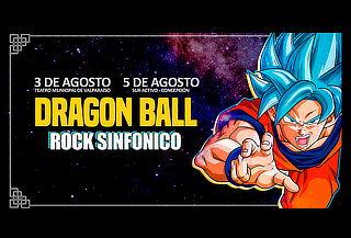 Dragon Ball Sinfonico en Concepción y Valparaiso