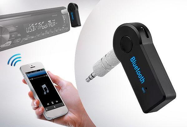 1, 5 o 10 Receptores de Bluetooth para Reproductor