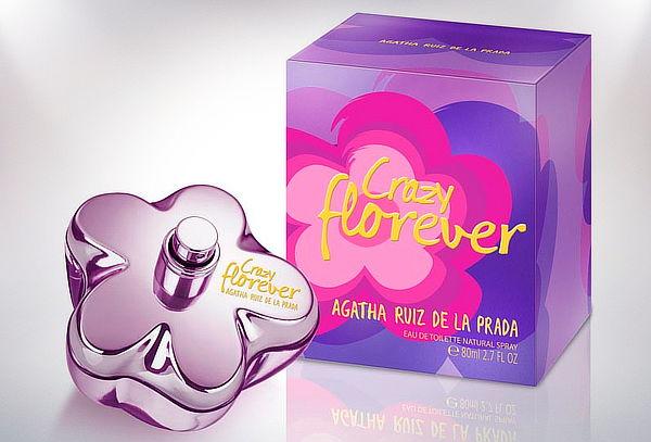 Perfume Agatha Florever Crazy 80 ml Dama
