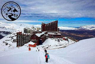 Tour Full Day Nieve Los Andes: Trineos, Álbum, Seguro y más