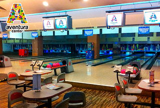 Aventura Center: 1 Hora en Pista de Bowling hasta 6 Personas