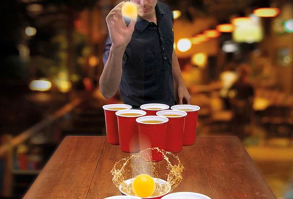 1, 5 o 10 Sets para Juego Beer Pong