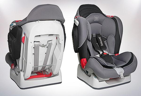 Silla para Auto Baby Auto 3 etapas Kidscool JM03, 3 colores.