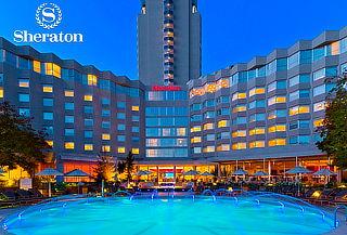 Sheraton Santiago Hotel: Día de Spa para 1 Persona