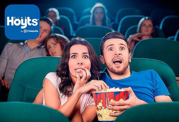 2 Entradas Para Cine Hoyts