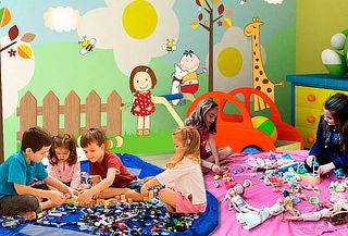Manta organizadora de juguetes