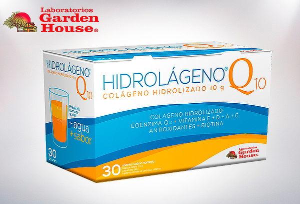Hidrolágeno Q10 de Garden House