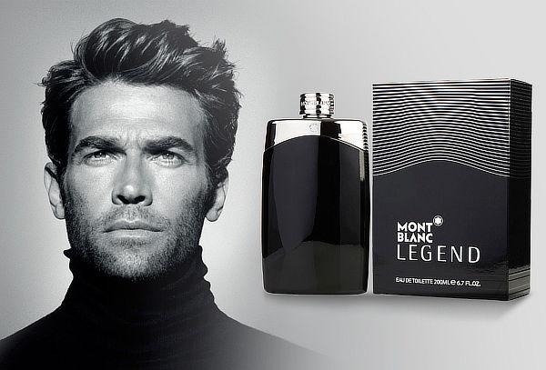 Perfume Legend Montblanc 100ml para hombre