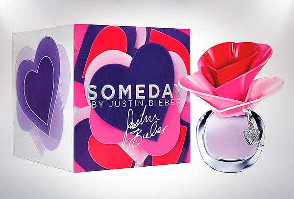 Perfume Mujer The Someday 100ml de Justin Bieber